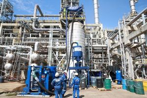 Binh Son Refining and Petrochemical JSC reports $7.4 million Q3 profits