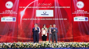 Firms named among 500 most profitable enterprises in Viet Nam
