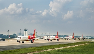 Vietjet offers double promotion on ticket, checked baggage fares on domestic flights