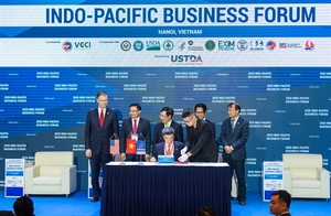 AES Vietnam and PV GAS Ink Term Sheet of the Joint Venture Agreement for Son My LNG terminal