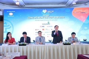 The first Viet Nam Card Day 2020 launched to promote non-cash payment