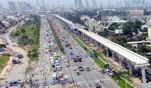 HCM City plans extensive urban development along 1st metro route