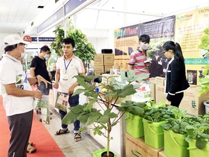 Agro-forestry-fishery farming and processing technology expo and promotion fair open in HCM City