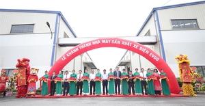 Son Ha Group inauguratesEVgo electric vehicle production plant