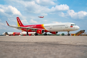 Vietjet gives awaymillions of tickets with discounts ofup to 50%