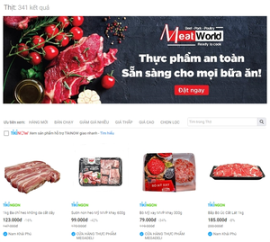 Fresh produce sales spike on e-commerce sites
