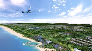 Development of coastal urban areas : a hot trend
