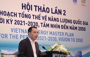 Master plan to helpensure harmonised energy development
