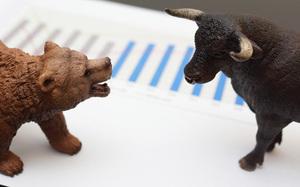 Shares slide on selling pressure
