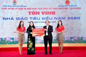 Vietjet sells two million discounted tickets to celebrate Vietnamese Teachers' Day