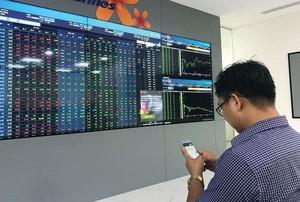 Steel shares bolster market