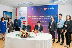 First e-commerce pavilion for Danish brands launched on Lazada