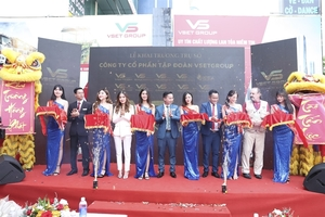 VsetGroup opens new headquarters,launches two new subsidiaries