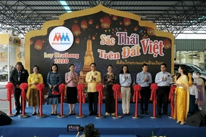 """Colors of Thai in Viet Nam"" strengthens connection between Vietnam, Thailand"