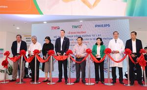 Long An TWG Women and Children Hospital installs Viet Nam's first Ingenia Ambition 1.5T MRI scanner