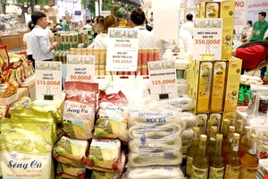 AEON eventpromotes consumption of Vietnamese products