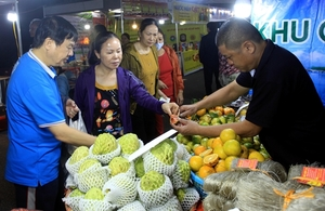 International agricultural fair underway in Thai Binh