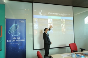 IBM committed to support Viet Nam's technology advancement