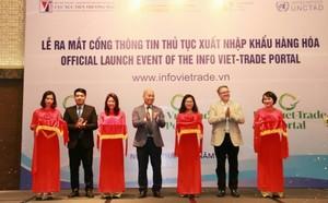 VIETRADE launches trade portal to boost international trade procedures