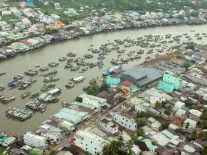 New development model needed for Mekong Delta: study