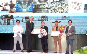 Vietnamese hard clamsfirst in world to win ASC certificate