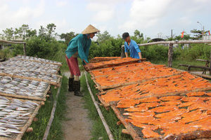 Craft villages busy as Tet countdown begins