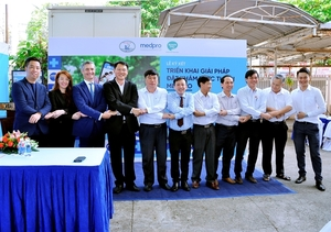 SmartPay joinsPKH Application JSC to offeronline registration for medical examinationsat Le Loi Hospital