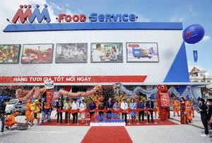 MM Mega Market Vietnam opens food wholesale and distribution centre in Thu Duc
