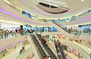 Large retail formats to dominate city's retail market