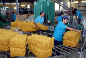Firms seek new raw material sources