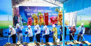 Work starts on $59m wind power plant in Soc Trang