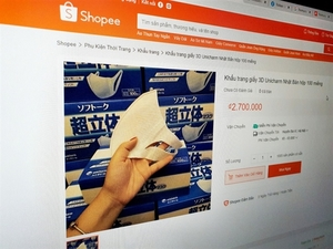 MoIT fines online sellers hiking prices of face masks and hand sanitiser