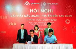 Validus Vietnam ties up with Nafoods