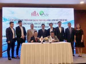 BCG Energy inks deal to set up rooftop solar at industrial parks in HCM City