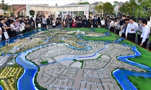 Residential suburban projects prove alluring to buyers