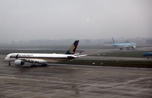 SIA uses medium-haul aircraft on Ha Noi-Singapore route