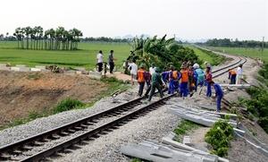 Viet Nam plans to develop railway industry