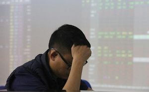 Shares drop for three straight days