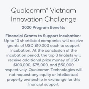 Qualcomm unveils innovation contest