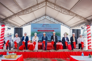 KTG Industrial starts construction of Nhon Trach 3B Industrial Centre phase 2