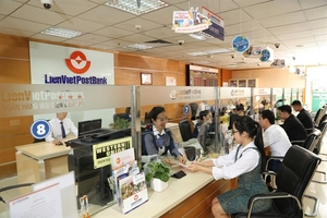 LienVietPostBank raises its charter capital to nearly VND10 trillion