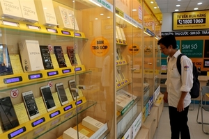 Mobile World sees profit rise despite COVID-19