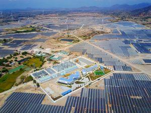 Ninh Thuan to get Southeast Asia'slargest solar power plan