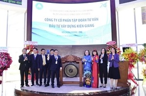 Kien Giang construction firm debuts on HoSE