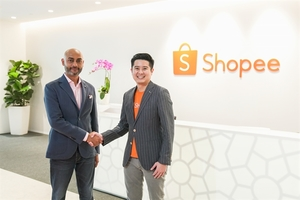 Shiseido signs deals with Shopee to sell online