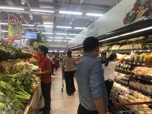 Ha Noi GRDP growth slows down due to COVID-19