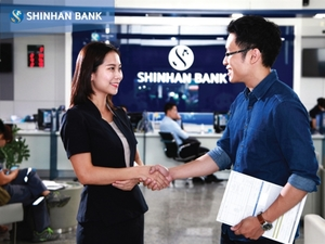 Shinhan Bank to change service fee for overseas transaction