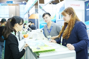 Growtech Vietnam expo to feature advanced agricultural technologies