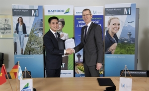 Bamboo Airways to launch direct flights on Viet Nam-Germany route