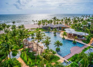 Resorts on Phu Quoc Island increasingly active in environmental-protection activities